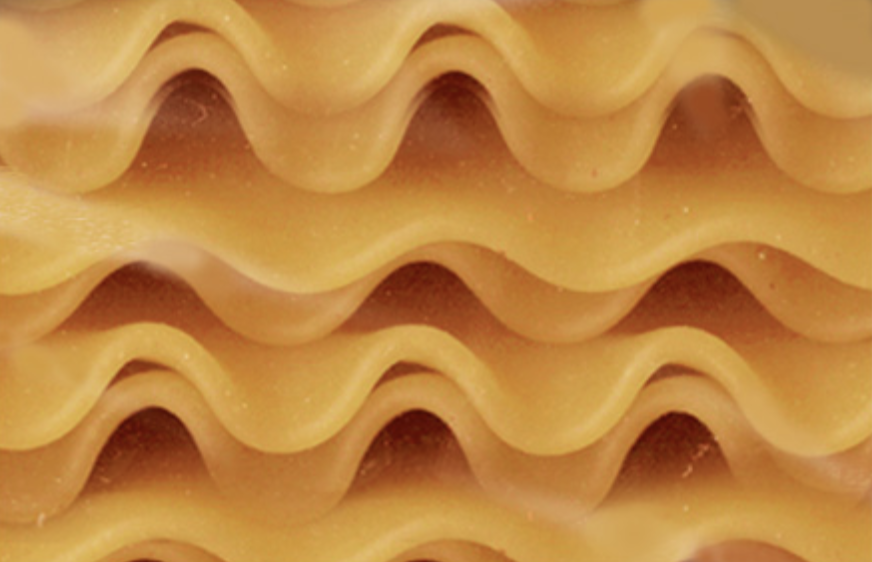 Classic Wavy Lasagne